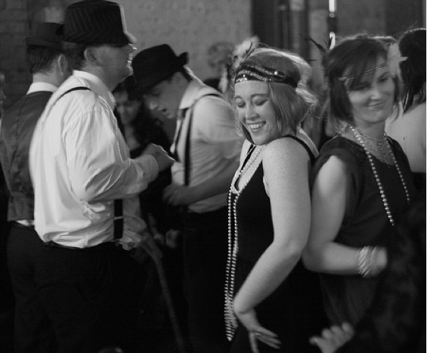 baile prohibition party
