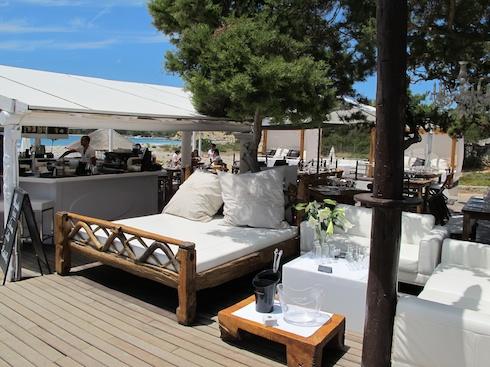 Blue Marlin Cala Jondal Ibiza