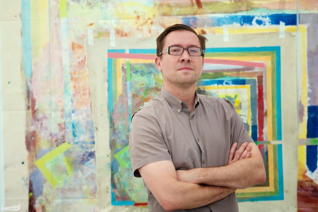 Franklin Evans, American Artist