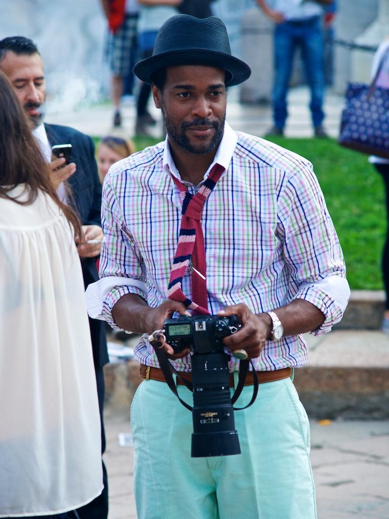 Blogger Fashion week Milan