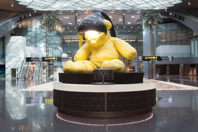 teddy bear The Times