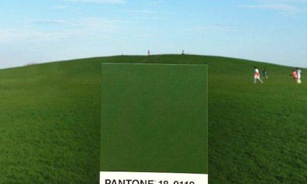 Pantone Project, by Paul Octavius