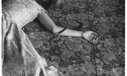 Francesca Woodman's work at the Mayfair gallery