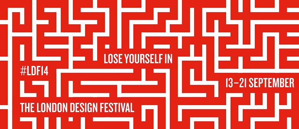 Lose yourself in London Design Festival