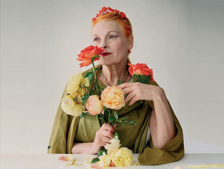 Vivienne Westwood, the queen of punk