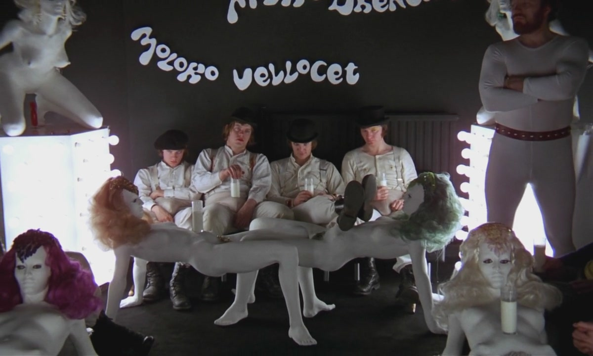 A Clockwork Orange 1