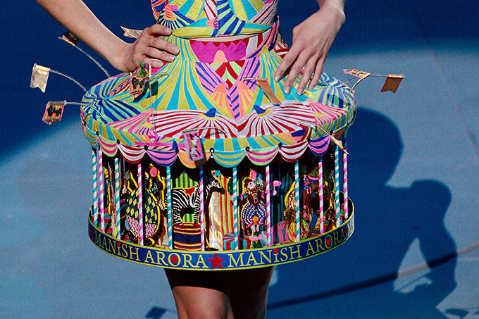 Trendspotting: circus fashion