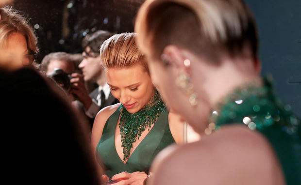 Oscars 2015: mayor style moments