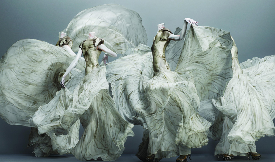 Savage Beauty: the Alexander McQueen experience
