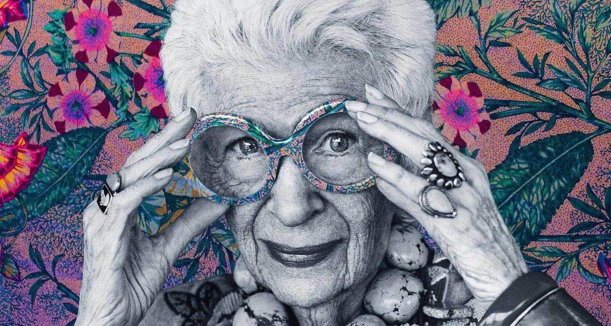 Iris Apfel, Maysles' last brilliant doc