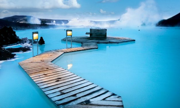 Nature's most wondrous swimming pools