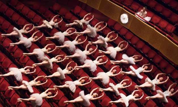 Of ballet and architecture: Kyle Froman's Bodies/Buildings
