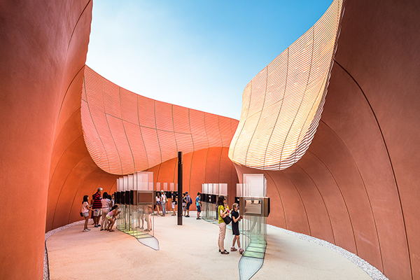 A visual tour of the Expo Milano 2015 pavilions