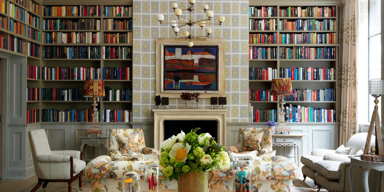 Summer readings at the best hotel libraries