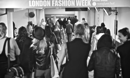 A few lovely notes from London Fashion Week 2015
