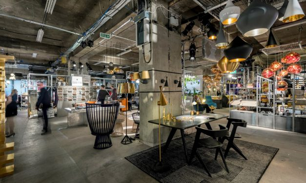 Tom Dixon's Multiplex brightens up the Old Selfridges Hotel