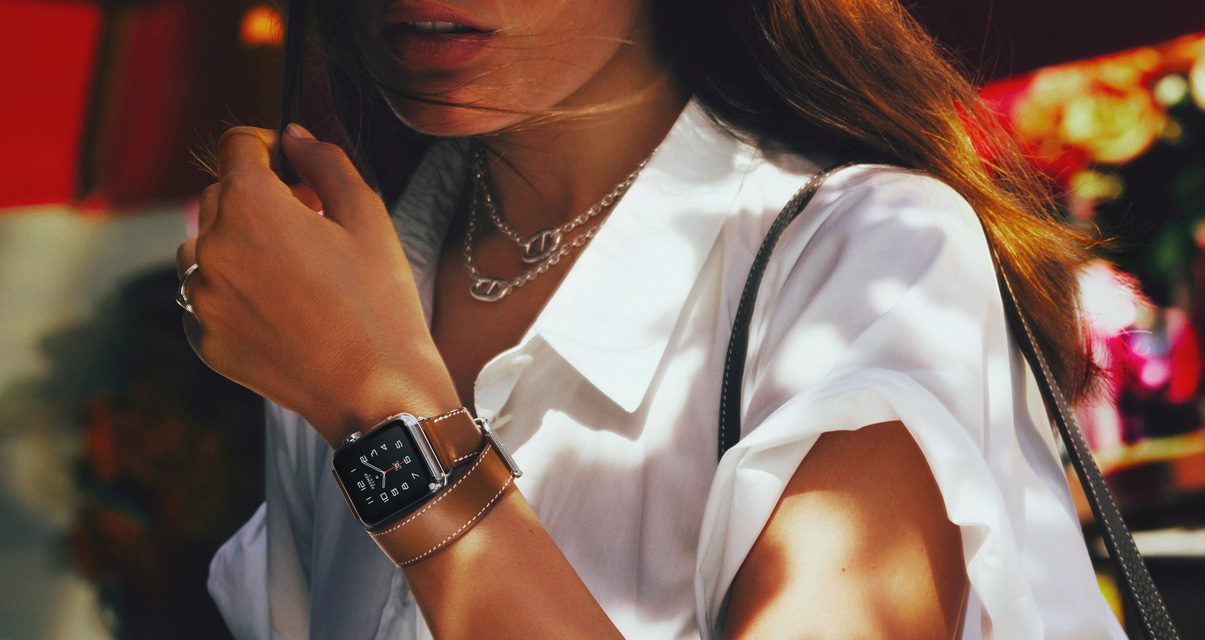 The Apple Watch Hermès