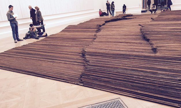 Ai Weiwei exhibition at the Royal Academy of Art