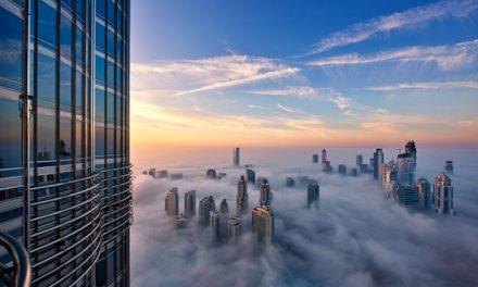 The crème de Dubai