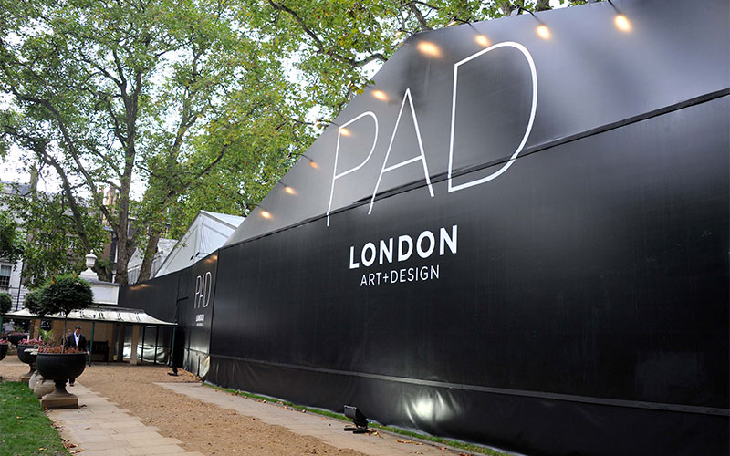 Extraordinary finds at PAD London