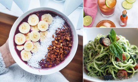 Açai, zoodles, beertails and more