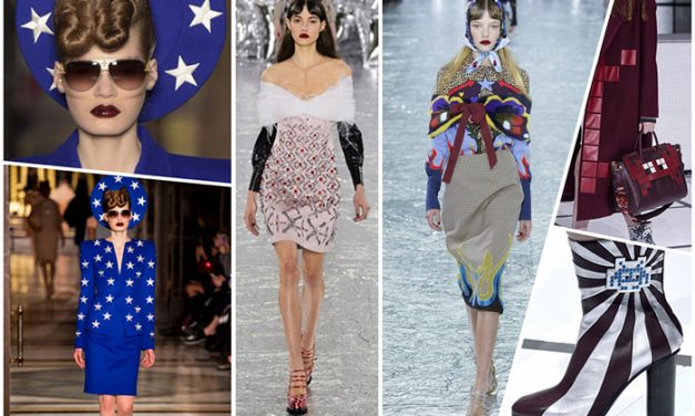 A few lovely notes from London Fashion Week AW16