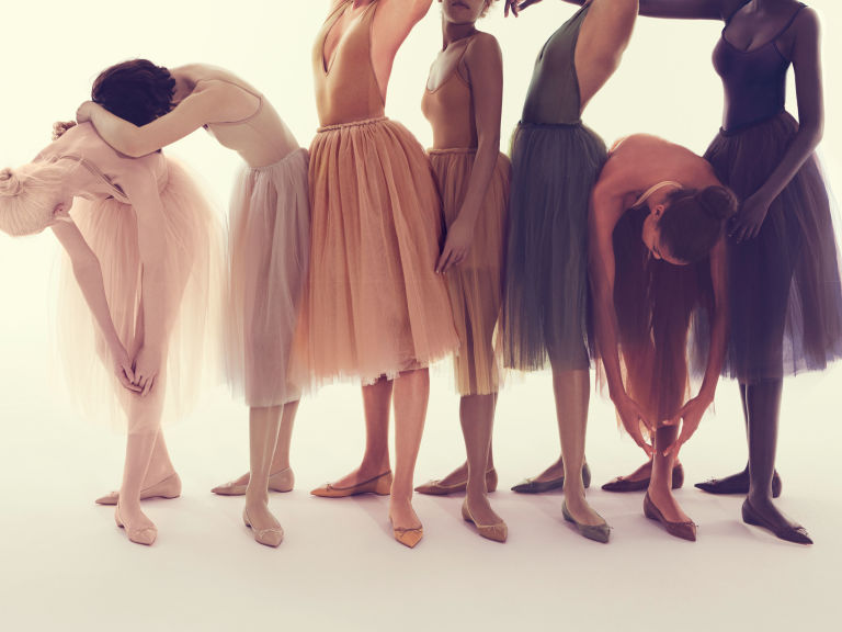 Christian Louboutin expands its Nudes Collection