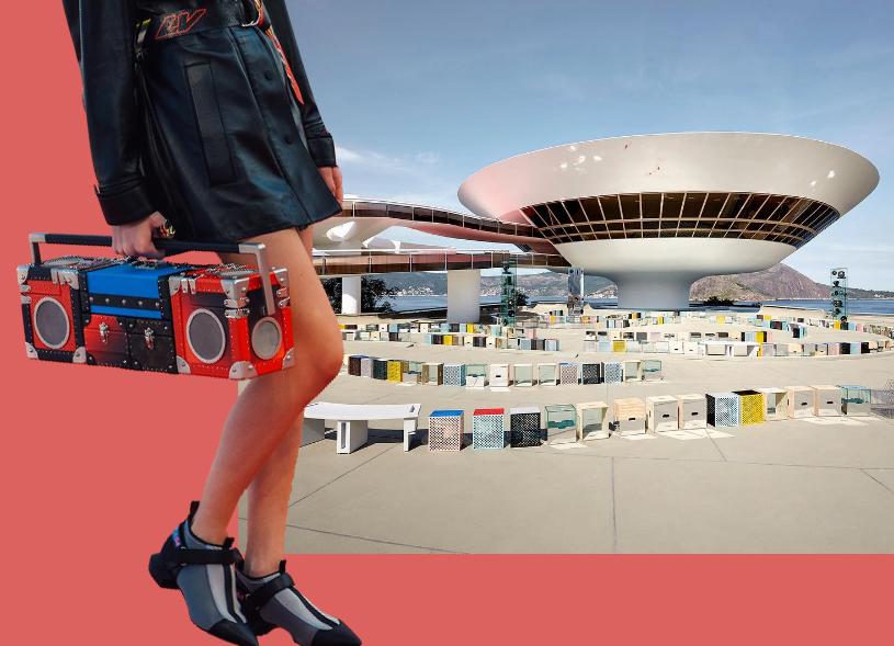 Louis Vuitton's incredible runway show in Rio de Janeiro