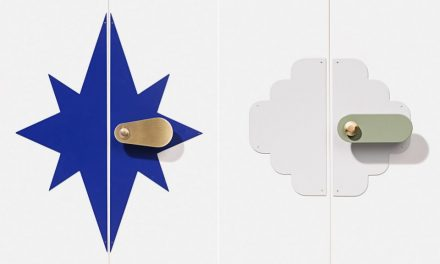 Home crush: Bonnemazou Cambus's door handles