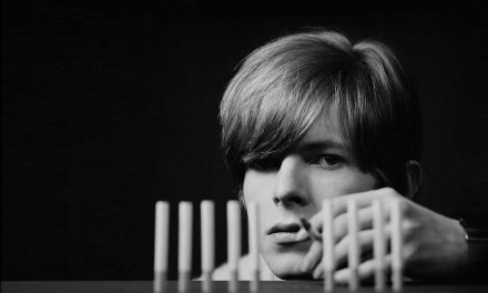 Photos of Bowie before being Bowie