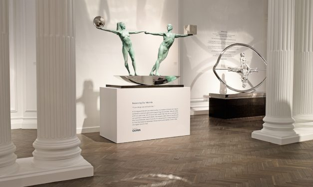 Lorenzo Quinn: The Daring of the Figure in Contemporary Sculpture