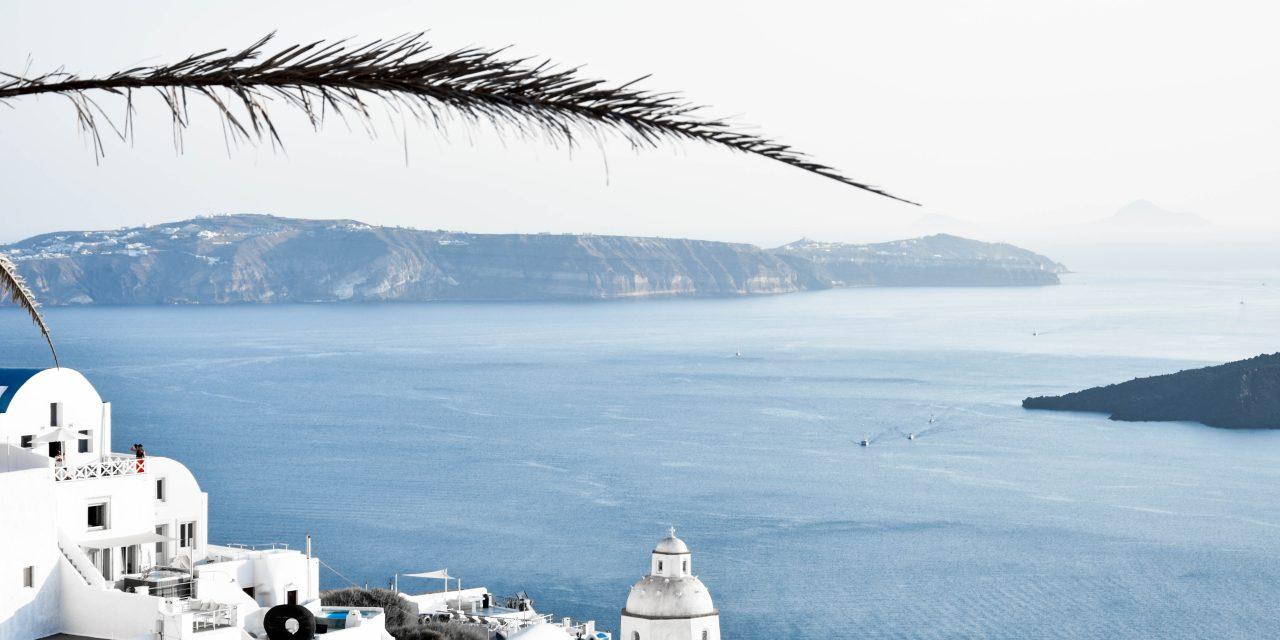 We Believe the summer place in July is Mykonos