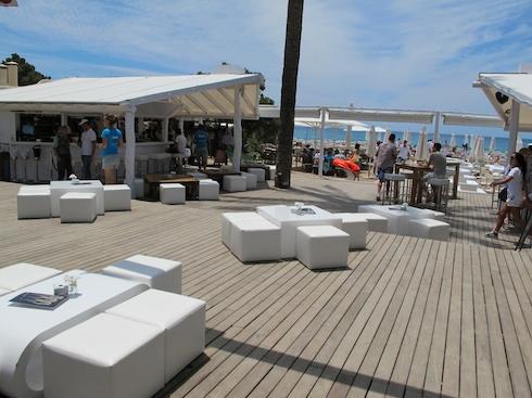 Blue Marlin, Cala Jondal Ibiza