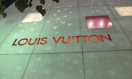 Louis Vuitton Ginza,Tokyo