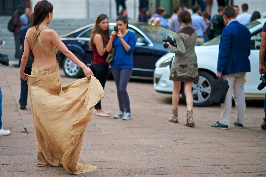 Milan Fashion Week #mfw
