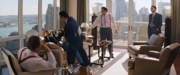 'Wolf of Wall Street' penthouse smashes the market!