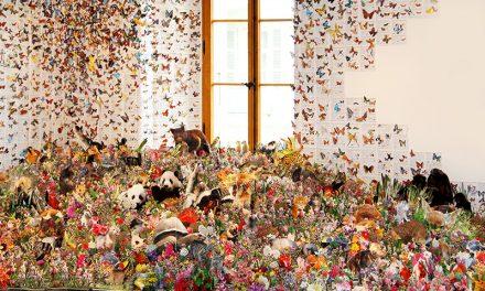 Andrea Mastrovito's fantasy spaces