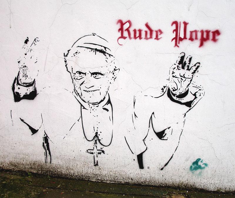 bambi-rude-pope
