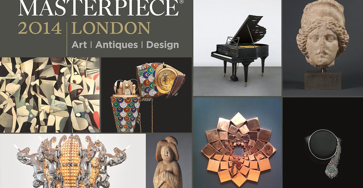 MASTERPIECE LONDON 2014, stretching beauty across the centuries