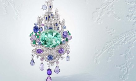 Fit for a Princess: Van Cleef and Arpels' new collection