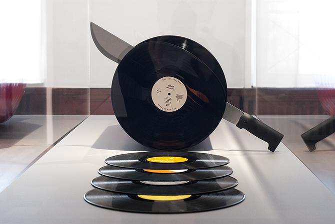 Cutting Records David Rinman 4 3