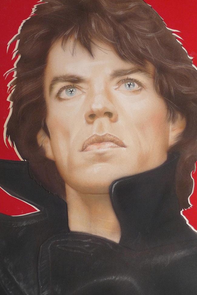 Mick Jagger 650