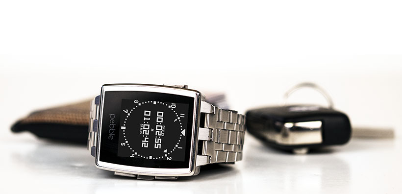 Pebble Pebble website