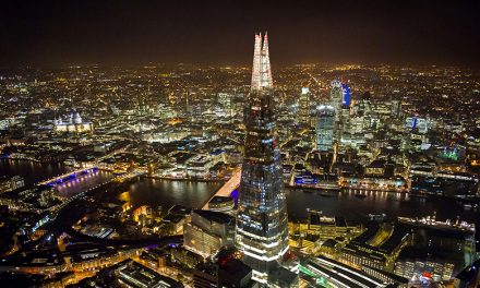 Dancing at another level – The Shard