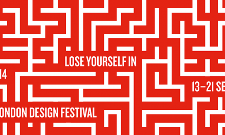Lose yourself in London Design Festival