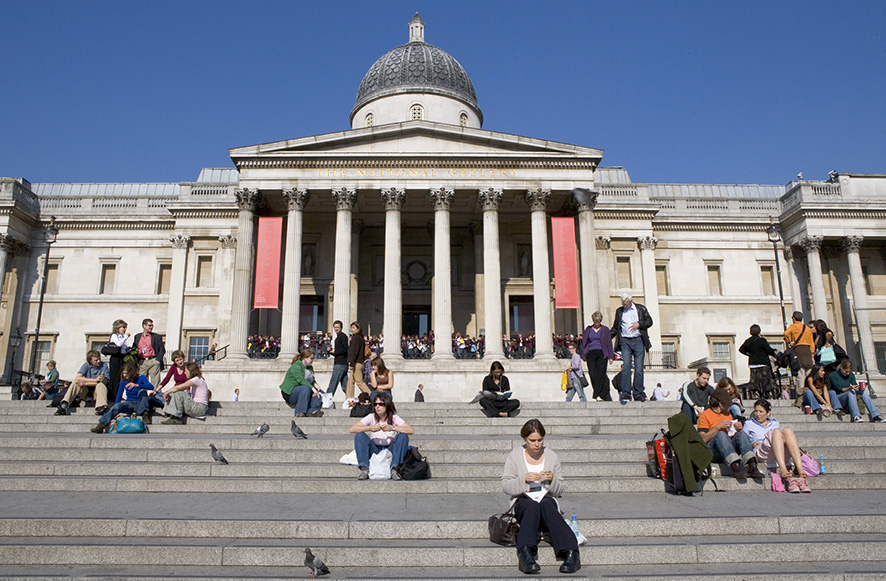 Making The National Gallery a Hit with the Kids