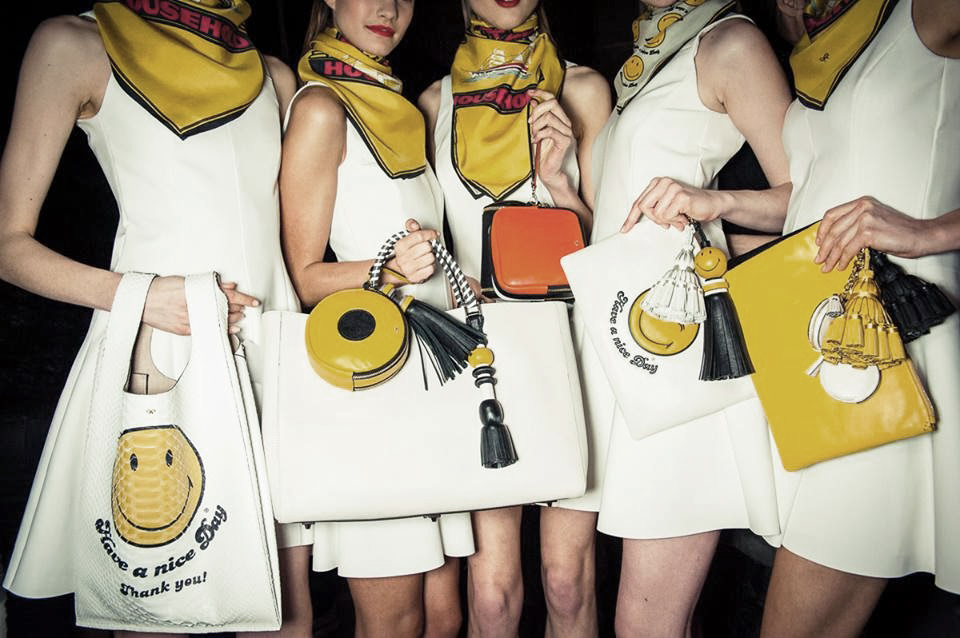 A new kind of luxury: Anya Hindmarch