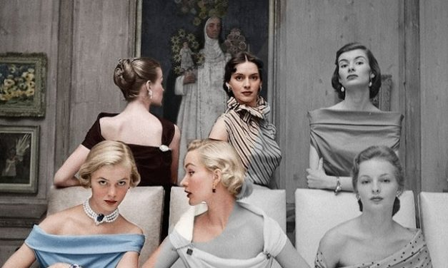 Amazing black and white photos recolorized