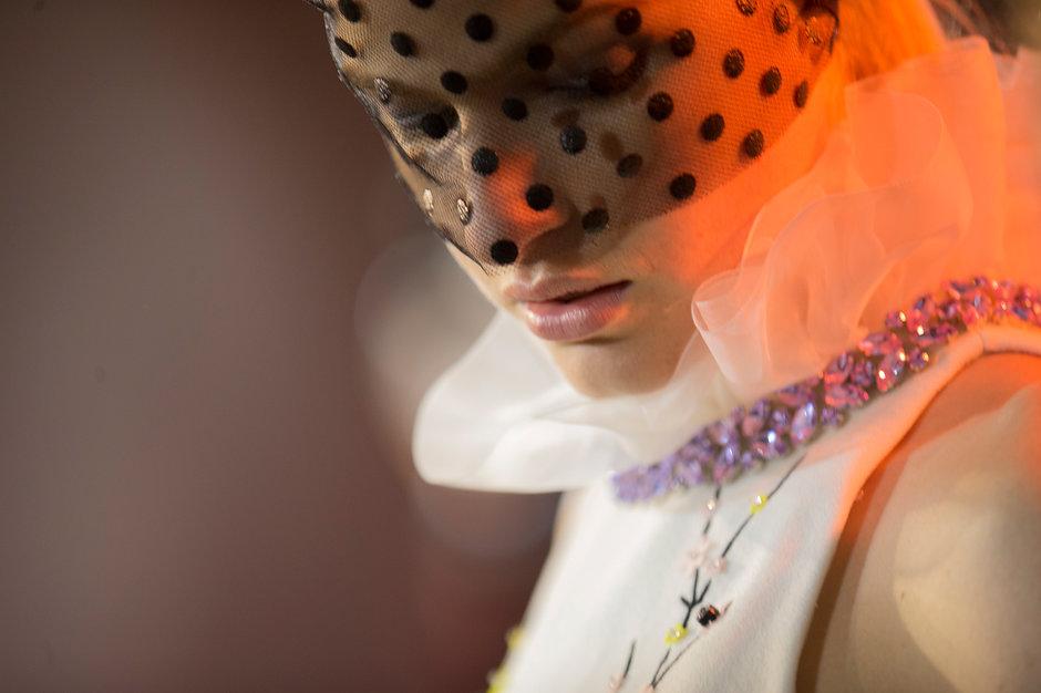 Joplin meets Chanel in Giambattista Valli's Spring '15 show