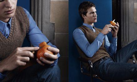 Ansel Elgort and Ethan Hawke star in Prada's men Campaign